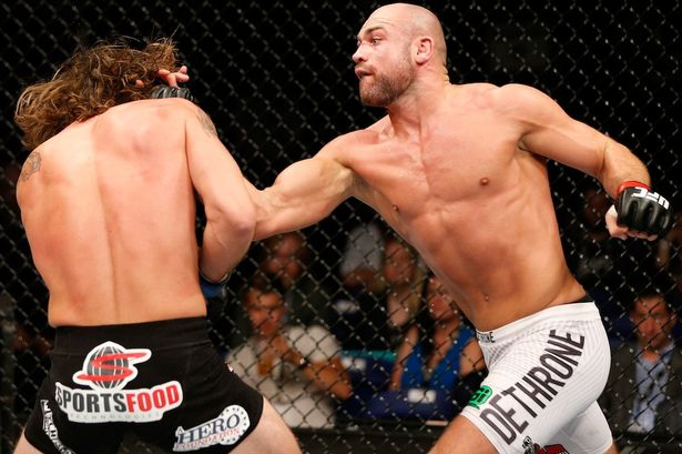 Cathal Pendred Dublin punch