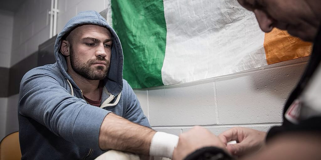 Cathal Pendred Sweden Kavanagh